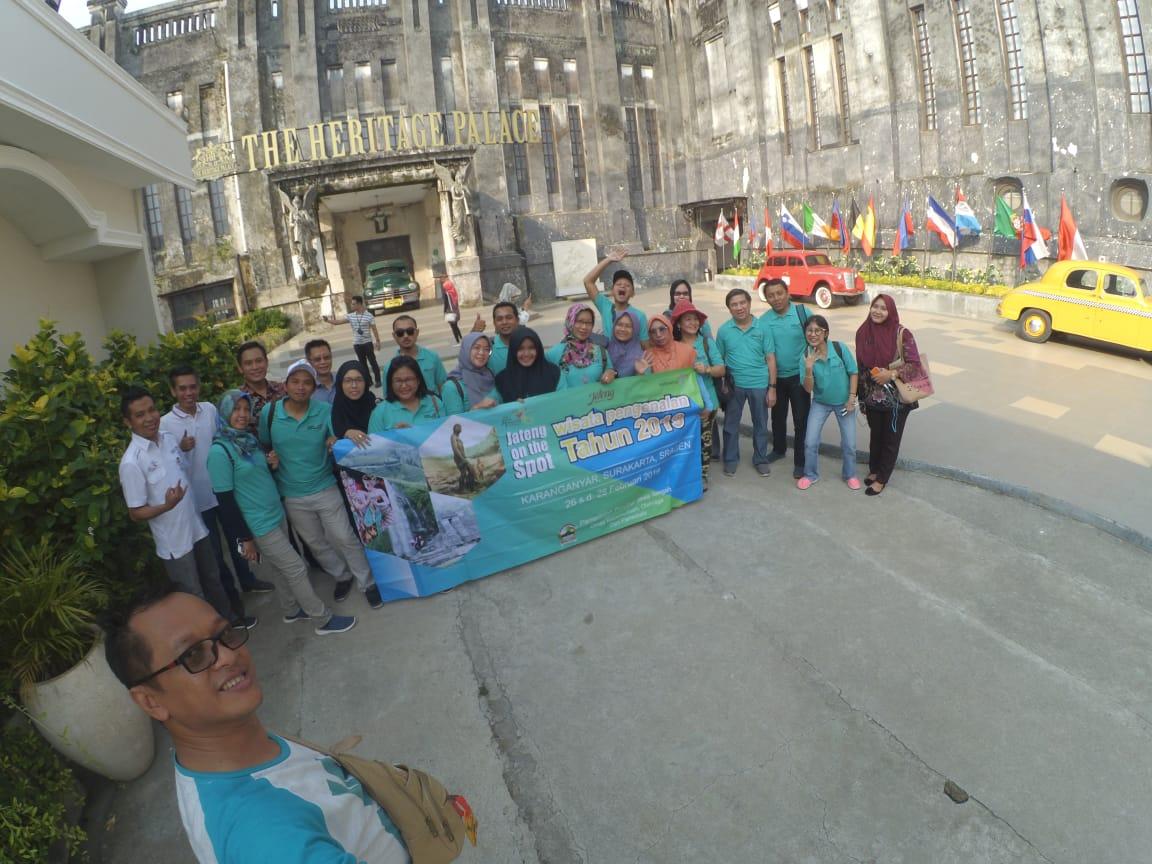 Pemprov Jateng Tawarkan 15 Destinasi Wisata Ke Travel Agent Jawa Timur Timlo Net