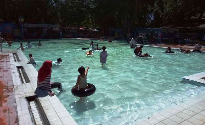 simak jadwal padusan di kolam renang tirtomoyo timlo net rh timlo net