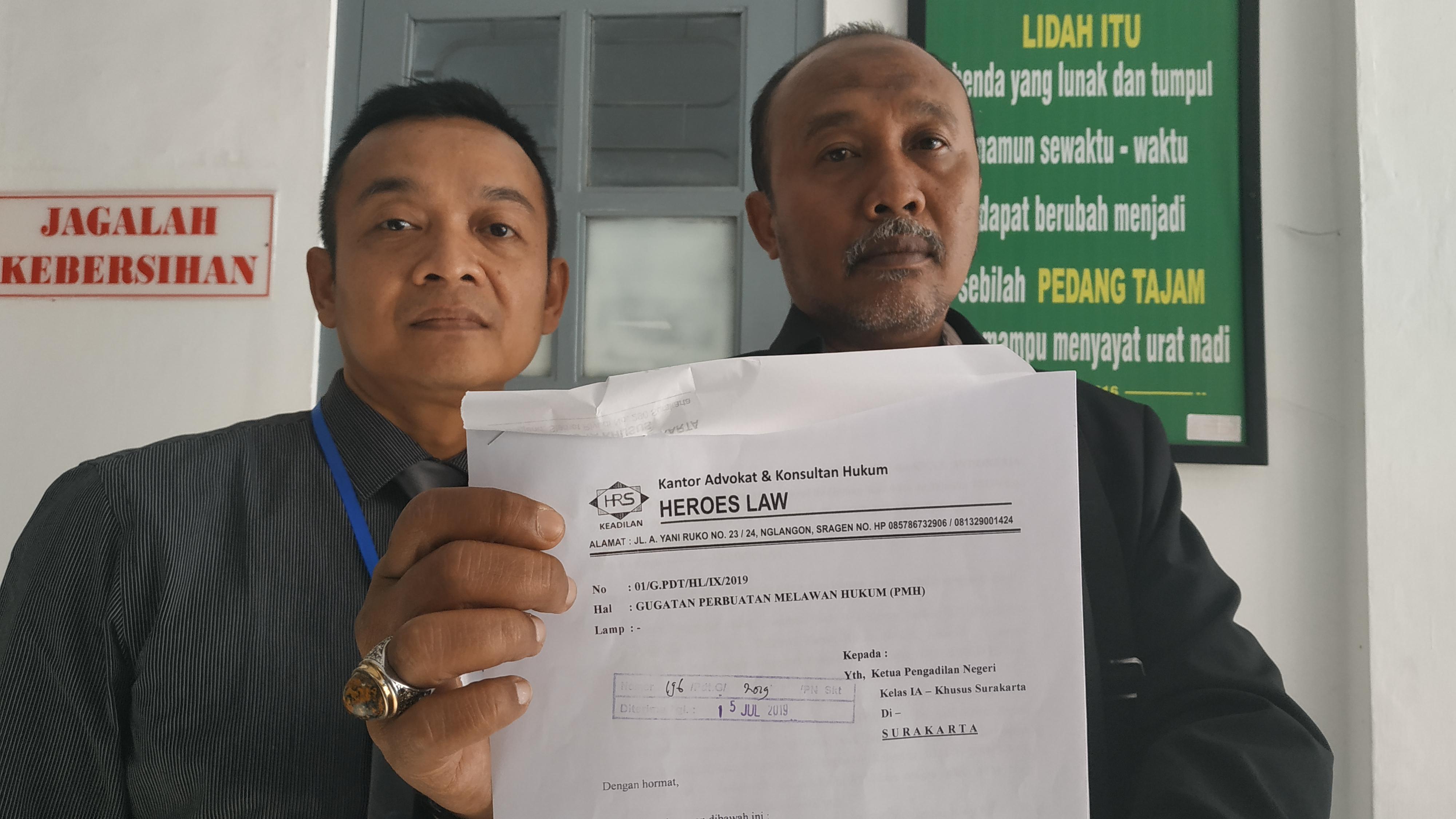 Kasihan Rekening Bank Anggota Polresta Solo Diblokir Tanpa