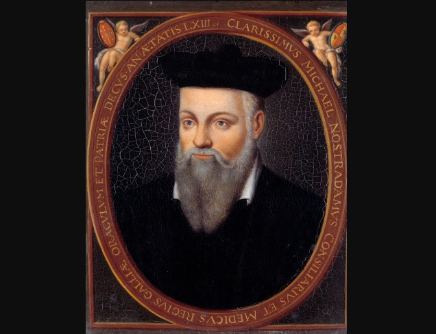 Corona Nostradamus