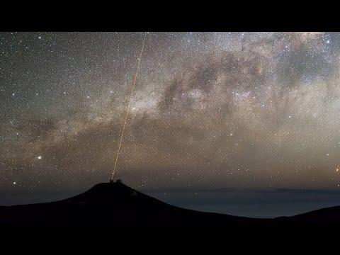 Ahli Astronomi Jadi Saksi Mata Lahirnya Planet Bar