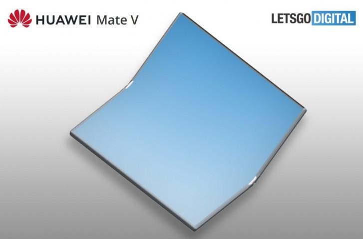 Huawei Mate V, Ponsel yang Layarnya Dilipat ke Dalam – Timlo.net