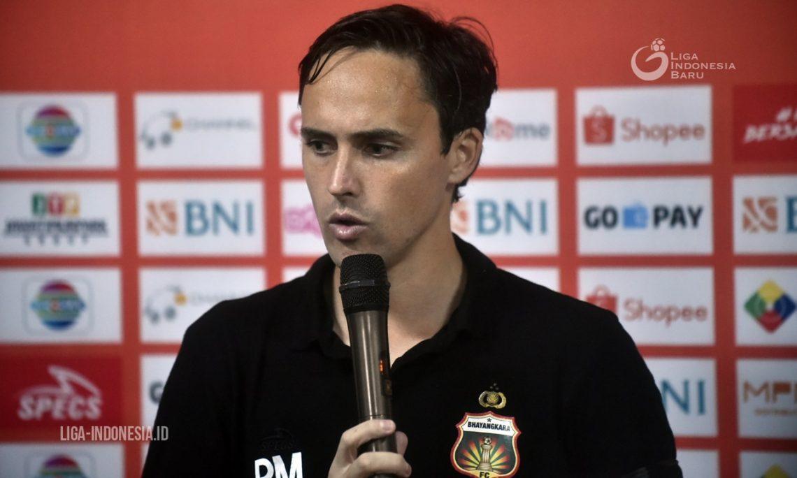 Piala Menpora 2021 Bergulir, Pelatih Bhayangkara Solo FC ...