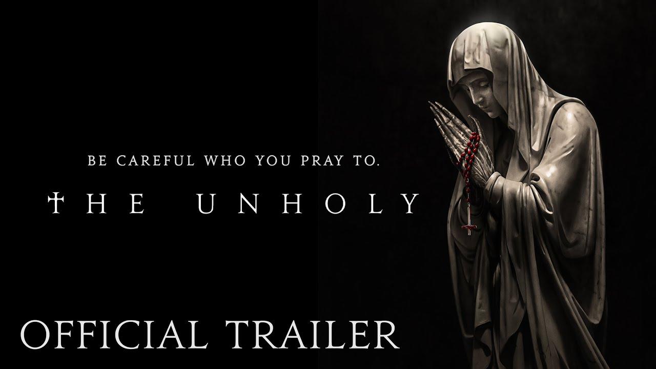 Jelang Paskah, Video Trailer Film Horor The Unholy Dirilis – Timlo.net