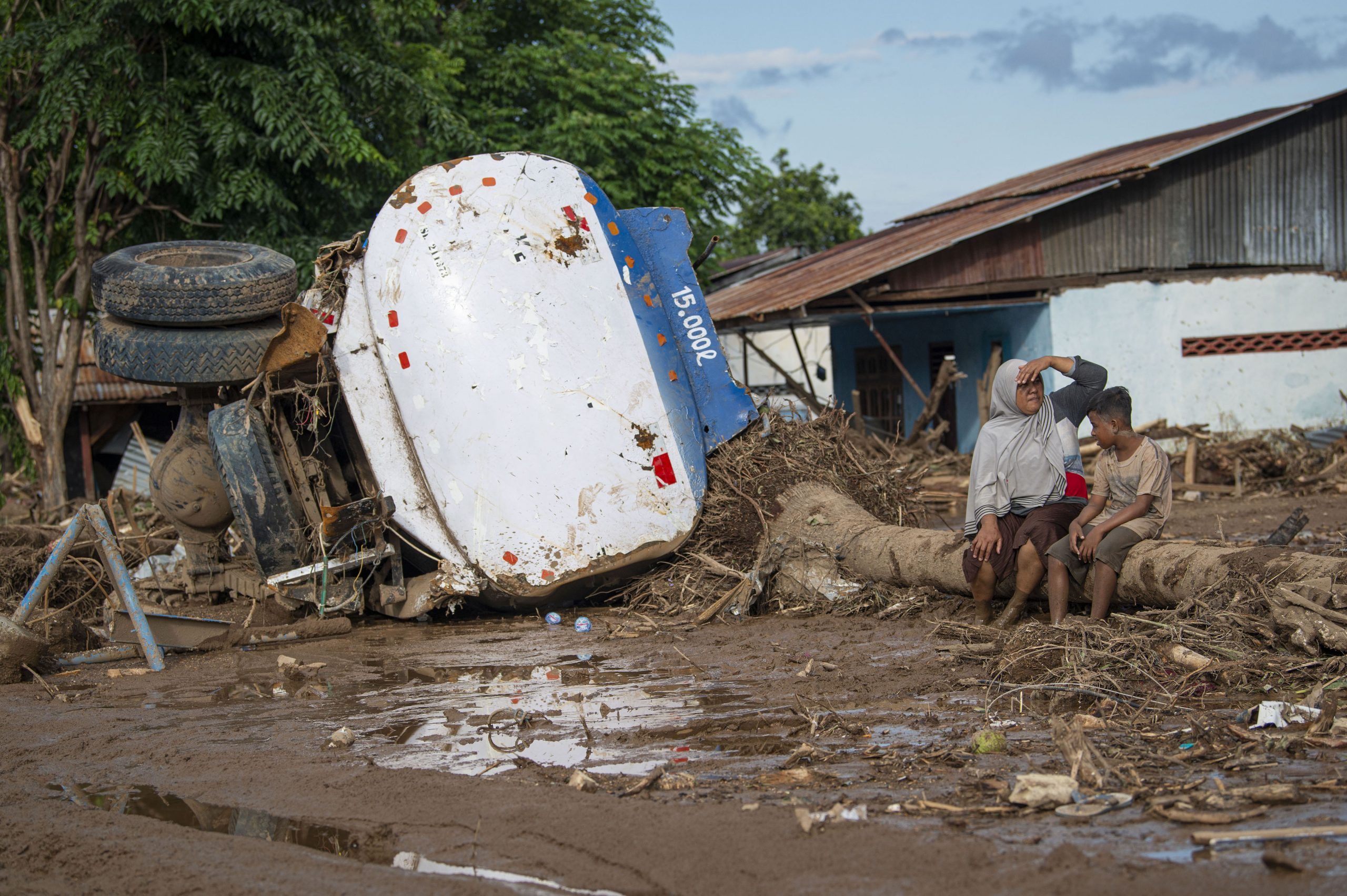 Empat Instruksi Presiden Jokowi Tangani Bencana NTT ...